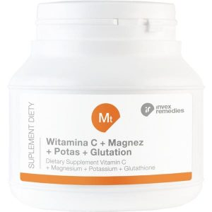 Mt witamina C magnez potas glutation 150g