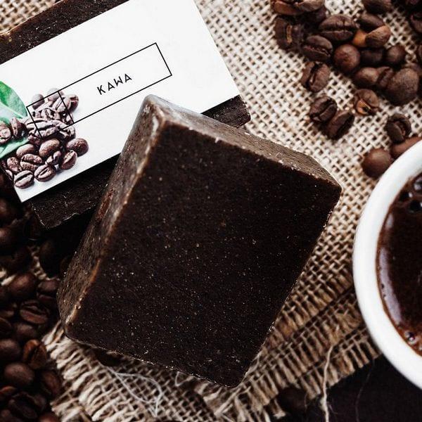 Naturalne mydło peelingujące kawa Ministerstwo Dobrego Mydła