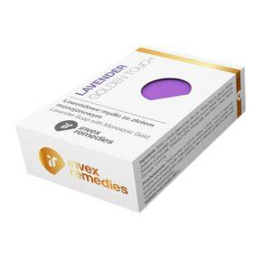 naturalne mydło-lawendowe-ze-złotem Invex remedies