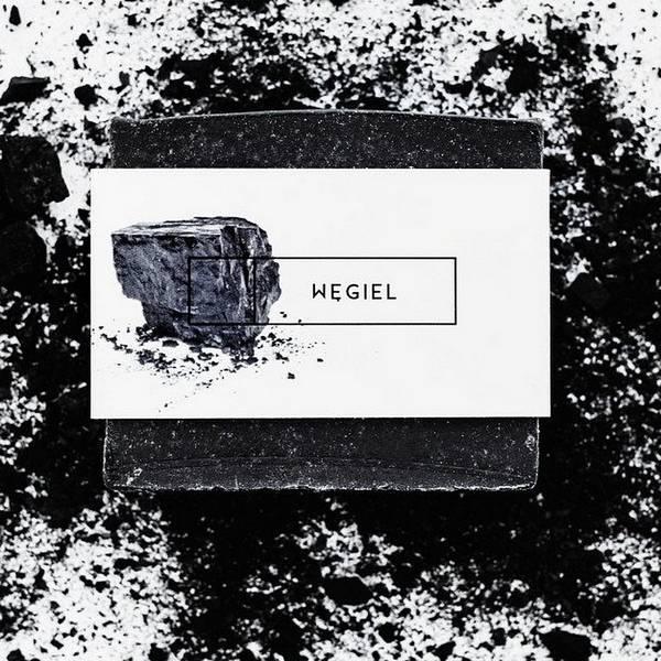 Naturalne mydło z węglem Ministerstwo Dobrego Mydła