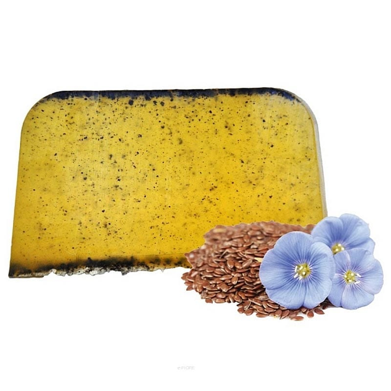 Szampon arganowy z olejem lnianym E-Fiore