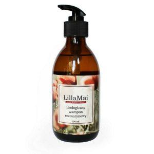 naturalny Szampon rozmarynowy LillaMai