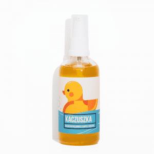 Olejek do pielęgnacji, kąpieli, masażu dla dzieci Kaczuszka