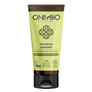 Szampon micelarny do włosów delikatnych i normalnych 200ml OnlyBio