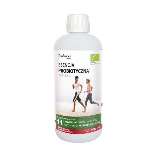 Esencja probiotyczna do picia 500ml Probiotics Polska