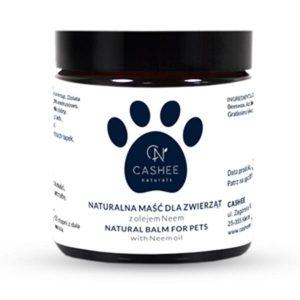 Naturalna maść dla zwierząt z olejem Neem 30ml Cashee Naturals