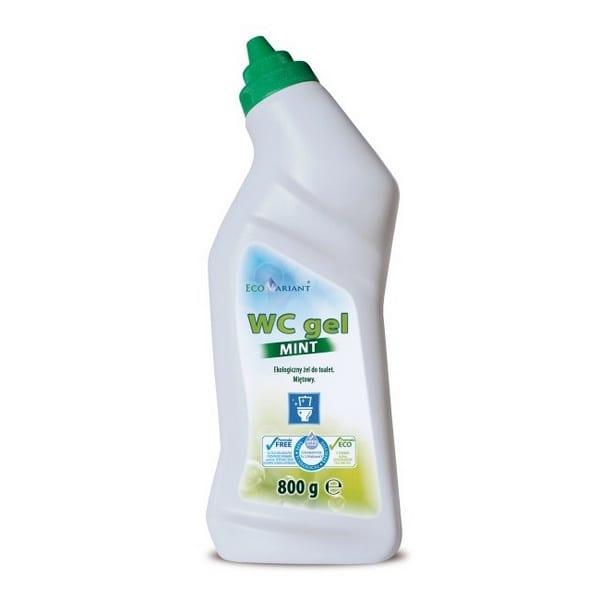 Ekologiczny-Żel do mycia WC z naturalnych orzechów piorących MINT 800g Ecovariant