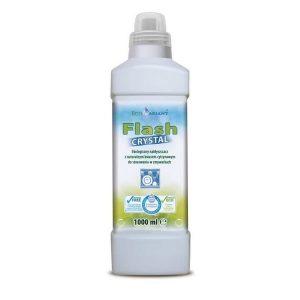 Nabłyszczacz do zmywarek z orzechów piorących naturalny Flash Crystal 1kg Ecovariant