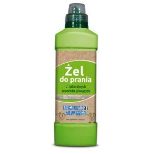 Ekologiczny-hipoalergiczny-żel do prania z orzechów piorących ze srebrem do koloru 1kg Ecovariant
