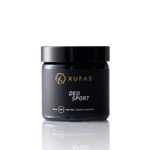 Naturalny dezodorant w kremie DEO SPORT Xufas