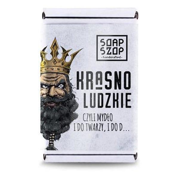 Naturalne mydło w kostce Krasnoludzkie 80g Soap Szop