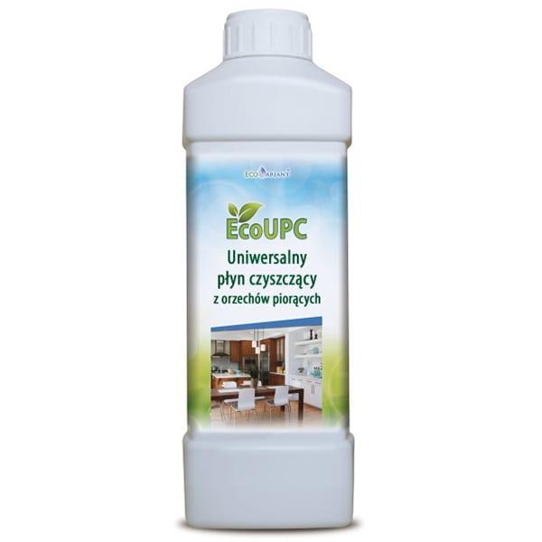 Uniwersalny płyn czyszczący z orzechów piorących naturalny EcoUPC 1kg Ecovariant
