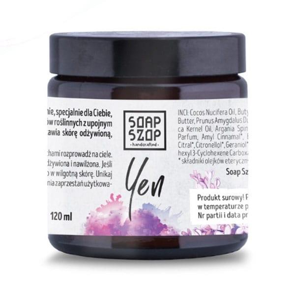 Balsam do ciała Yen 120ml Soap Szop