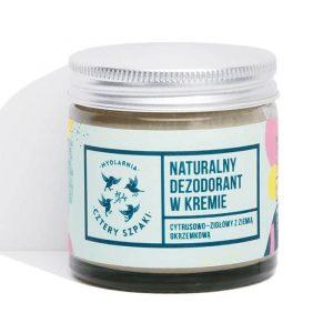 naturalny-dezodorant-w-kremie-cytrusowo-ziołowy-z-ziemia-okrzemkową-cztery-szpaki