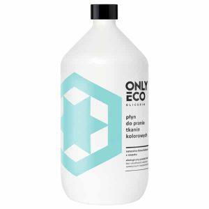 Płyn do prania tkanin kolorowych biorafinowana surfaktyna z rzepaku1000ml OnlyBio