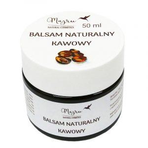 Majru-naturalny-wszechstronny-balsam do ciała twarzy i ust-Kawowy-50ml