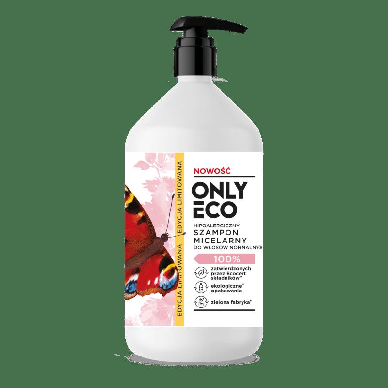 onlybio-onlyeco-łagodny-ekologiczny-naturalny-szampon-micelarny-hipoalergiczny-do-włosów-normalnych-motylek-400-ml