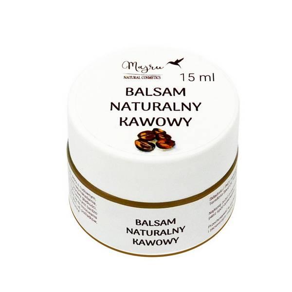 balsam naturalny kawowy majru 15ml