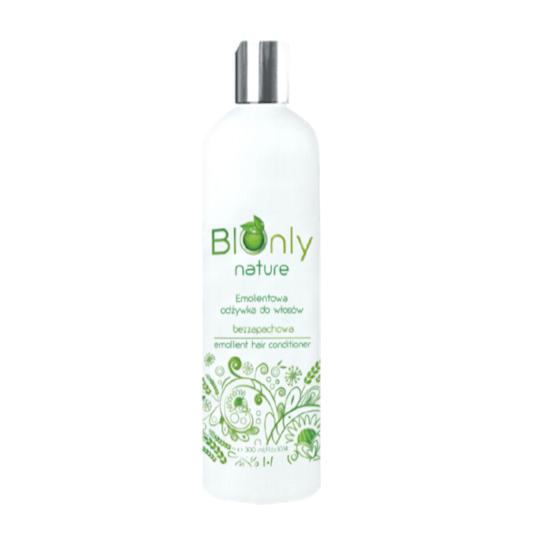 naturalna-emolientowa-odżywka-peh-do włosów-wysokoporowatych-bez silikonów-bionly-nature-300ml